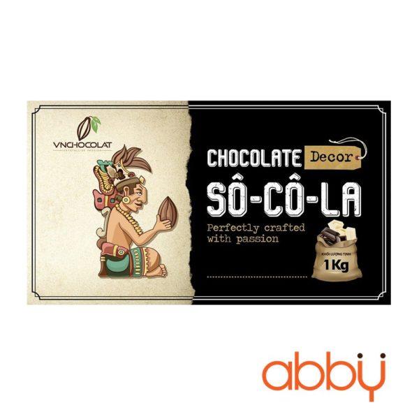 Socola compound đen Việt Nam DB3 1kg