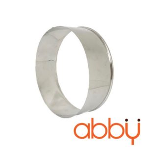 Khuôn ring mousse inox tròn 20cm