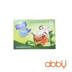 Trà chanh hòa tan Cozy Icetea 15g x 18 gói (1 hộp)
