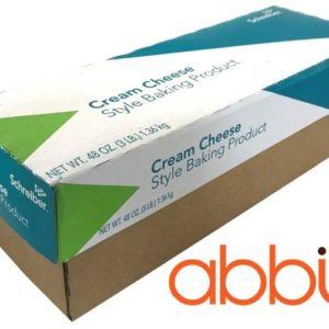 Cream cheese USA Schreiber 1.36kg