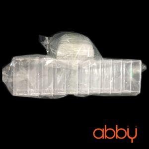 Hộp nhựa vuông CH33 (10 chiếc)