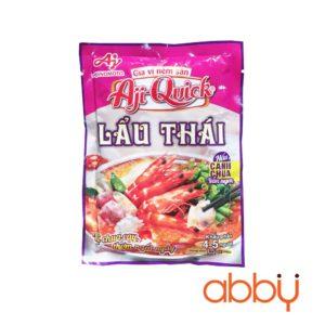 Gia vị lẩu Thái Ajiquick 55g