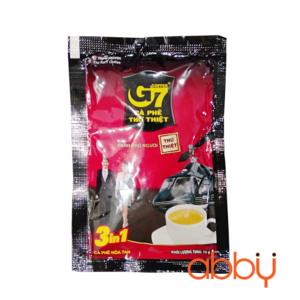 Cafe sữa G7 3 in 1 gói 16g