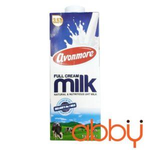 Sữa tươi nguyên kem Avonmore 1L