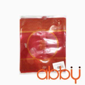 Túi đựng bánh trung thu 125-150g họa tiết cổ đỏ (10 túi)