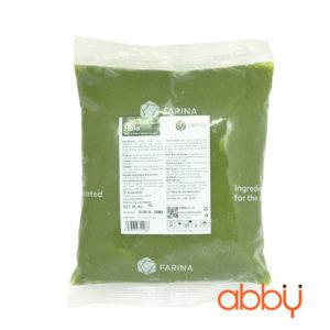 Nhân Farina Hola hạt sen trà xanh 1kg