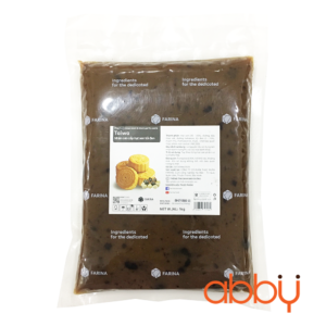 Nhân Farina Taiwa cao cấp hạt sen tỏi đen 1kg