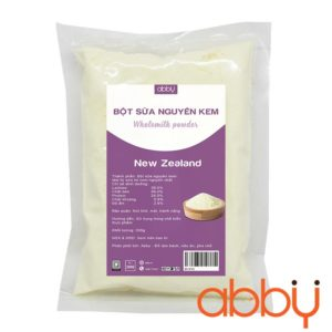 Bột sữa nguyên kem New Zealand 200g