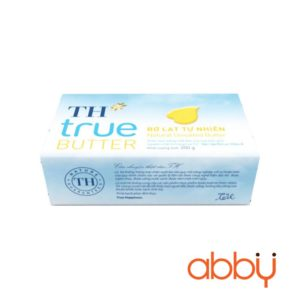 Bơ nhạt TH True 10g