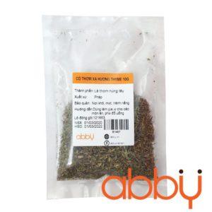 Cỏ thơm xạ hương Thyme 10g
