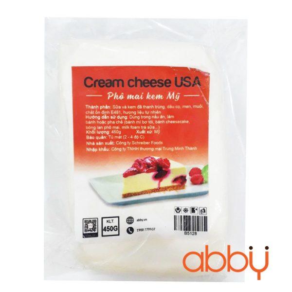 Cream cheese USA 450g