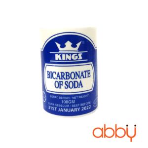 Muối nở (Baking Soda) Kings Tepung Penaik 100g