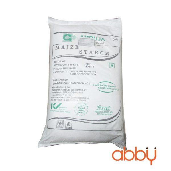 Tinh bột ngô bao 25kg