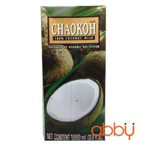 Nước cốt dừa Thái Chaokoh 1L