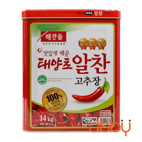 Tương ớt Gochujang Taeyangcho Hàn Quốc 14kg