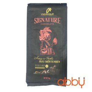 Socola compound đen Signature 1kg