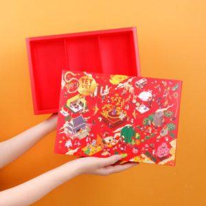 Hộp giấy Tết Việt