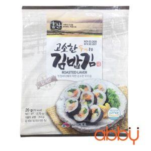 Lá rong biển K-Food (10 lá)