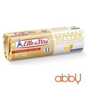 Bơ nhạt 82% béo Elle&Vire cuộn 250g