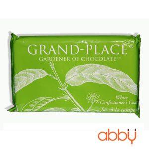 Socola compound trắng Grand Place 1kg