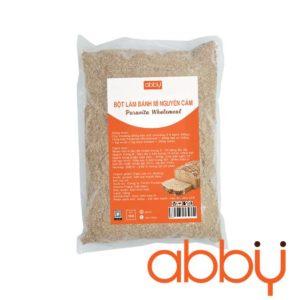 Bột làm bánh mì nguyên cám Puratos 1kg