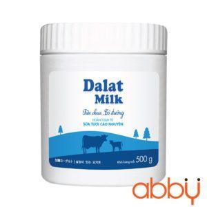 Sữa chua ăn Dalatmilk có đường 500g