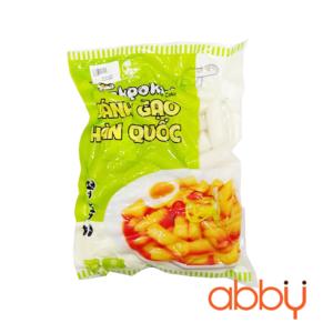 Bánh gạo dạng ống Green Foods 500g