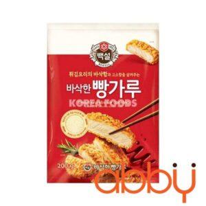 Bột chiên gà rán Hàn Quốc Beksul 200g