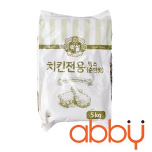 Bột chiên gà rán Hàn Quốc Beksul 5kg