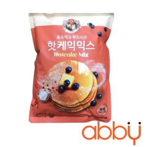 Bột trộn sẵn pancake (hotcake) Beksul 500g