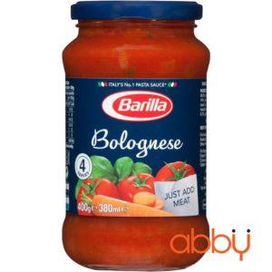 Sốt thịt Barilla Bolognese 400g