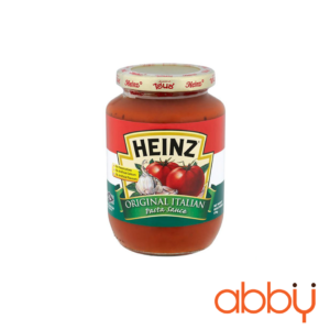 Sốt mỳ Ý Spaghetti Heinz 470g