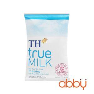 Sữa tươi ít đường TH True 220ml