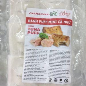 Bánh buff mini cá ngừ 210g