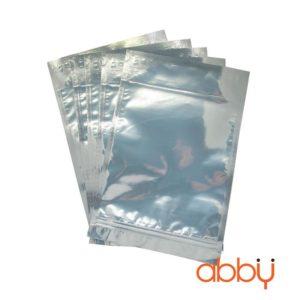 Túi zip bạc 30x20cm (5 chiếc)