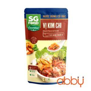 Nước dùng cô đặc lẩu kim chi SG Food 180g