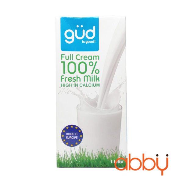 Sữa tươi nguyên kem GUD 1L
