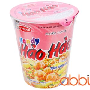 Mì ly Hảo Hảo tôm chua cay 67g