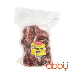 Lõi thăn vai bò Mỹ thái nướng Lifefood 500g