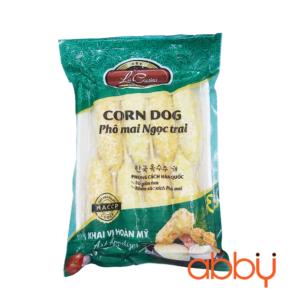 Corn Dog phomai ngọc trai 500g