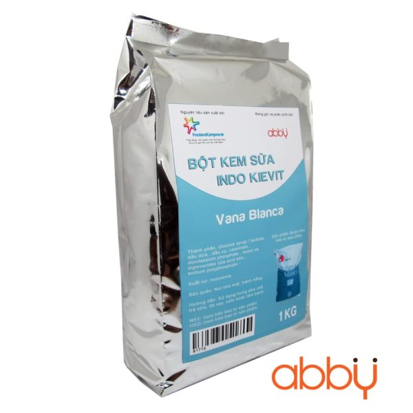 Bột kem sữa Indo Kievit 1kg