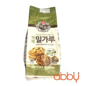 Bột mì Hàn Quốc Beksul số 8 1kg