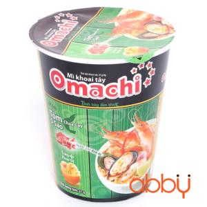 Mì ly Omachi tôm chua cay 68g