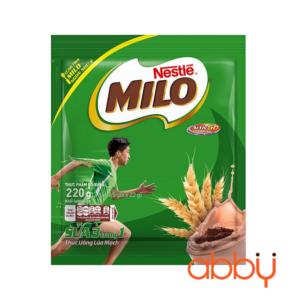 Bột Milo 3in1 gói 22g