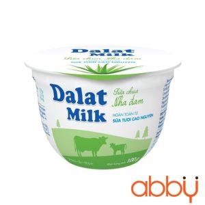 Sữa chua vị nha đam Dalatmilk 100g
