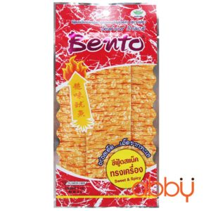 Mực tẩm gia vị cay ngọt Bento gói 6g