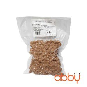 Trân châu đen caramel Abby 200g
