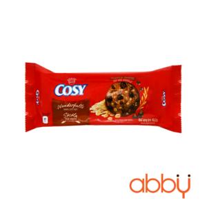 Bánh quy hạt socola yến mạch Cosy Double Choco gói 163.2g