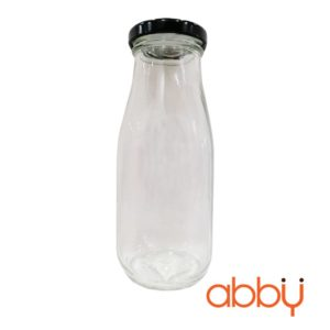 Chai thủy tinh sữa 310ml