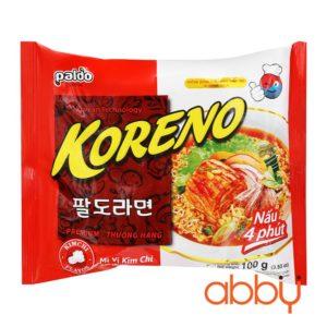 Mì kim chi Hàn Quốc Koreno 100g